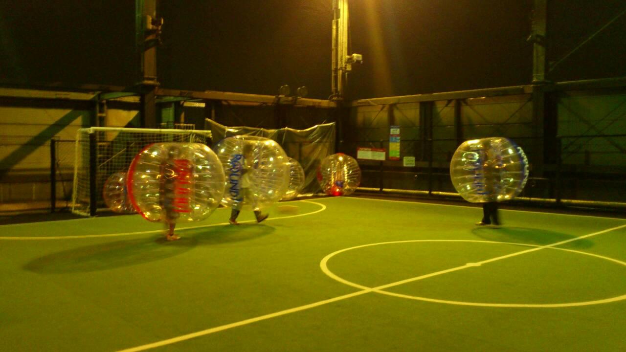 バルーンサッカー